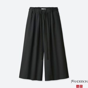 JW Anderson Uniqlo Wide Cropped Leg pants